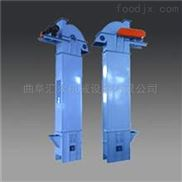 大米装仓提升机图片  链式垂直上料机
