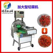 不锈钢商用切菜机 多功能电动切丝机 蔬菜辣椒切段切丁切片机