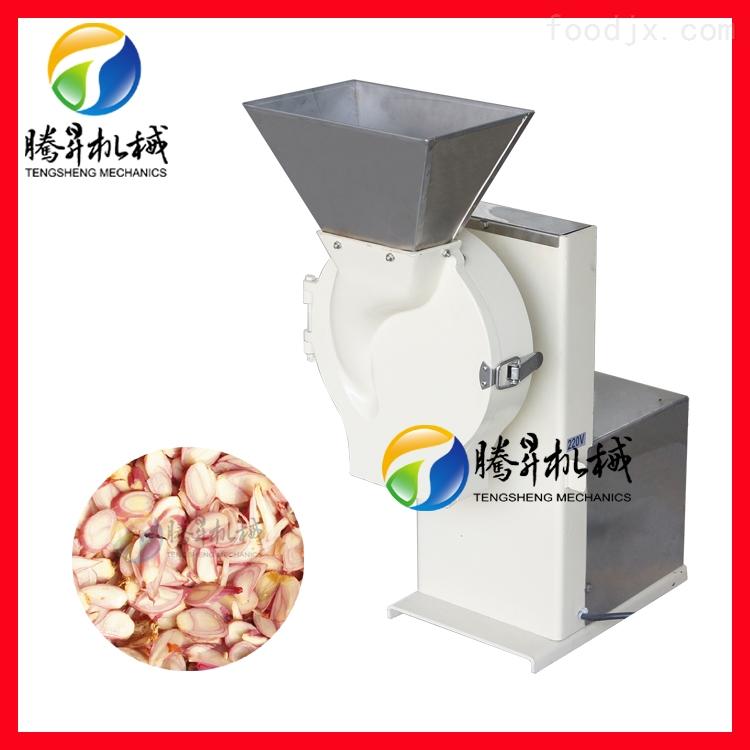 台湾进口电动大蒜高速切片机 切菜机