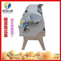 大姜大蒜切片机 自动切片切丝机 土豆切丁机