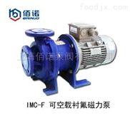 IMC系列衬氟磁力驱动泵