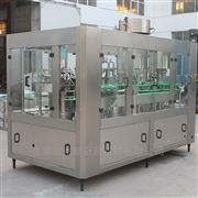 CGF40-40-15果汁灌装机玻璃瓶拉环盖封口机