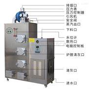 生物质颗粒燃料蒸汽发生器商用全自动