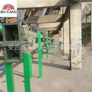 钾肥管链式输送机、粉料管链输送设备
