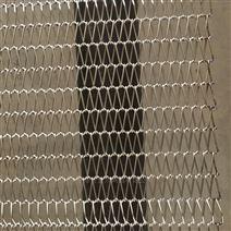 不锈钢网链螺旋型网带