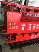 拖拉机牵引式玉米秸秆收割机设备