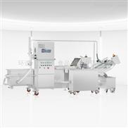 全自动洗菜机厂家设备欧盟设计制造标准