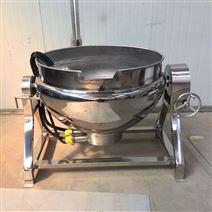 可傾電加熱夾層鍋雞腿鴨脖蒸煮鍋食堂專用鍋