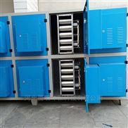 静电低温等离子净化器油雾过滤器技术方案