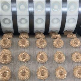 燕麦片糕点成型机 各种异型粗粮饼干机