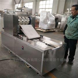 HQ-TSJ400小型桃酥饼干加工机 合强牌桃酥机
