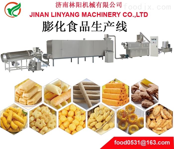 膨化食品生产设备