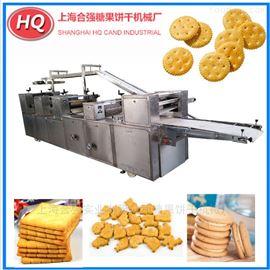 HQ-400/600链条炉韧性饼干成型机