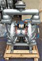 气动粉末隔膜泵 粉体气动输送泵