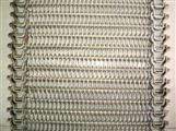 专业生产耐高温人字形不锈钢网带