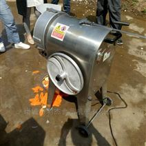 不锈钢均匀出片无破碎厚度可调式果蔬切片机