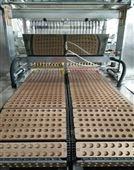 300型全自动糖果生产线 胶体糖果浇注设备 双色QQ糖设备机组厂家
