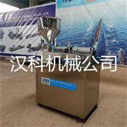 DL-500-定量灌装机 虾滑定量灌装机 鱼滑定量灌装机 气动灌装机