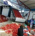 辣椒烘干機 網帶式烘干設備 大型帶式干燥機