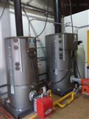 不銹鋼下置式燃氣開水鍋爐