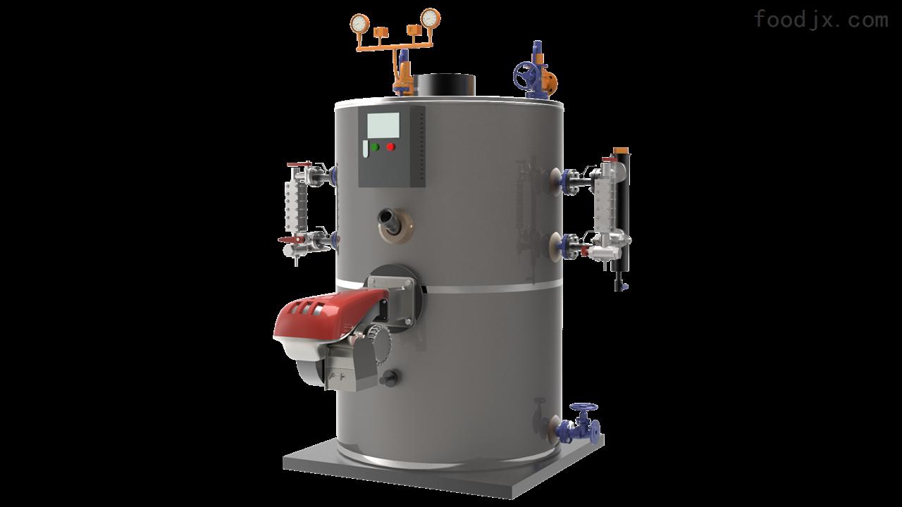0.5吨立式燃气蒸汽锅炉
