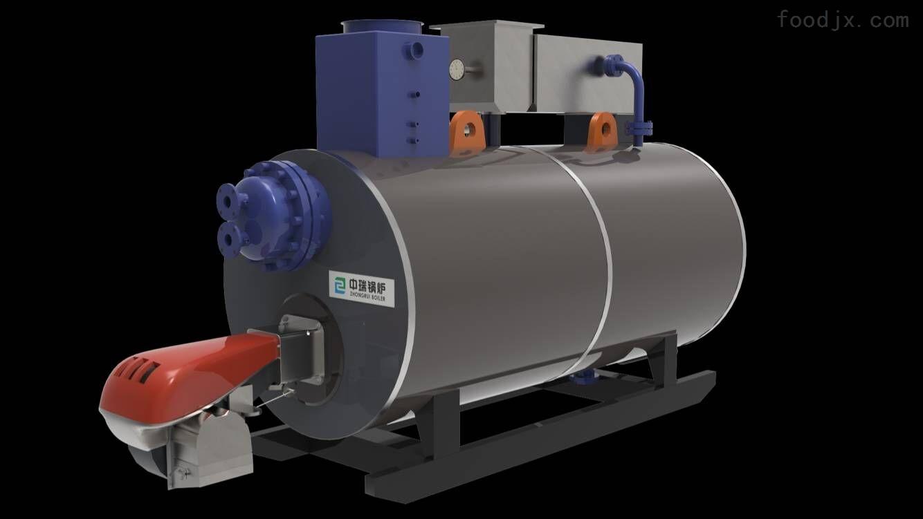 燃油燃气无压间接加热热水锅炉