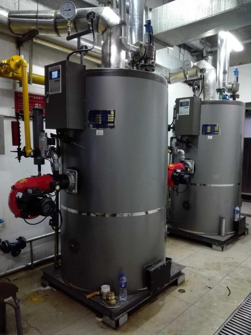 中瑞立式燃气蒸汽锅炉