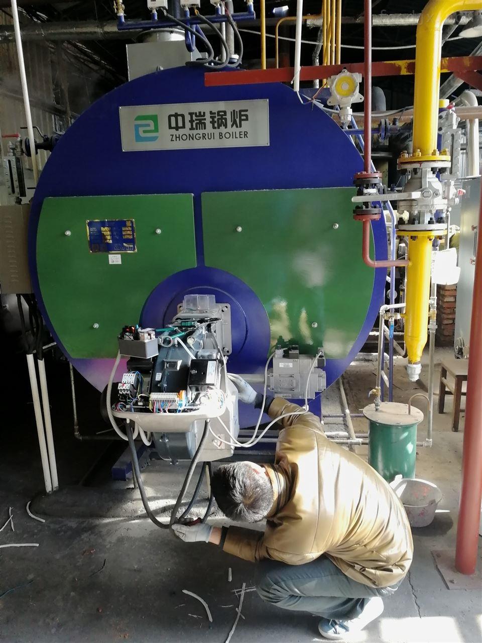 6吨卧式蒸汽锅炉