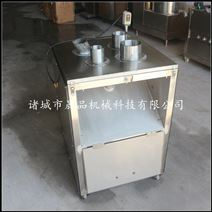 食品加工厂专用下压式切片机红薯切斜片机