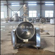 厂家直销600L全自动水果蓉行星搅拌炒制锅