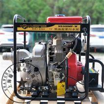 翰丝柴油机泥浆泵HS30DMP-W