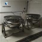 MK-01-200L不锈钢可倾式电加热夹层锅