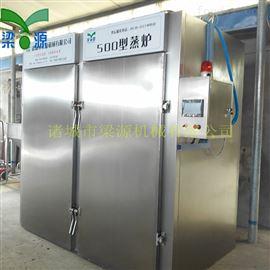 LY-500L全自动鱼豆腐蒸箱 豆干蒸汽蒸箱多少钱