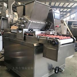 HQ-CK400/600双色包馅曲奇饼干机 多功能食品成型机