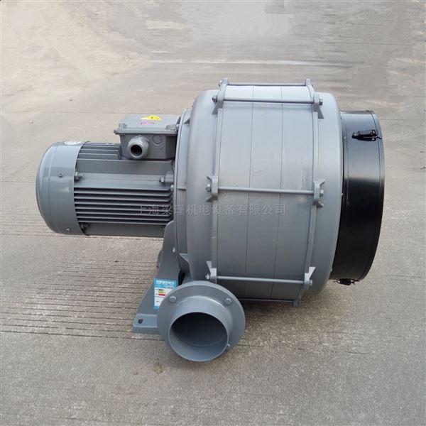 增壓助燃HTB125-704透浦式鼓風機