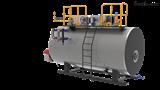 WNS6-1.25-YQ卧式冷凝蒸汽锅炉