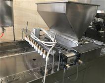 HQ-DG600全自动蛋糕成型机 不锈钢链片输送