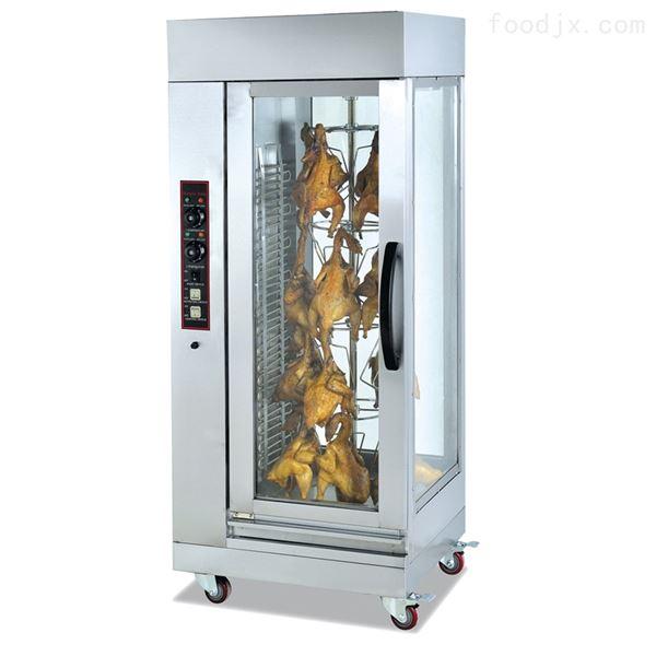 超市商场烤鸡炉机器