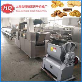 HQ-BG300型酥性韧性饼干生产线 全自动饼干机