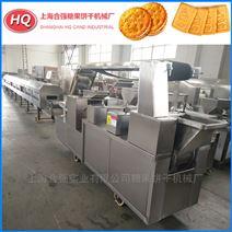 HQ-BG300型电力饼干隧道炉 两用饼干设备