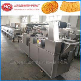 HQ-BGJ225* 小型生产饼干设备