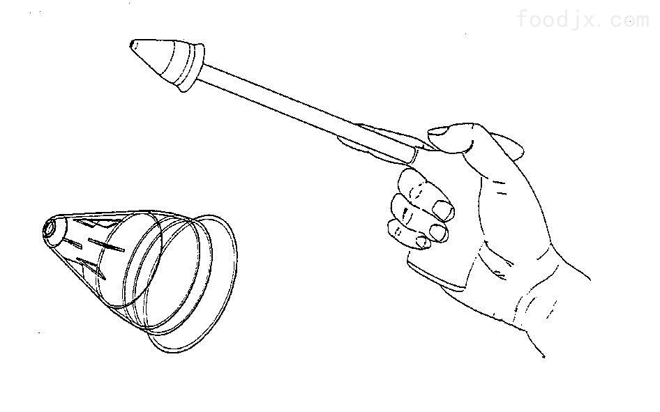 驴屠宰场食管结扎器