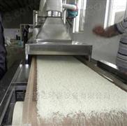 荞麦熟化设备微波杂粮低温烘焙机