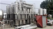 厂家转让二手四效污水处理蒸发器