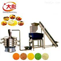面包糠生產線整套設備咨詢