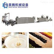 小型预糊化淀粉膨化机营养粉生产线