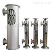 油炸鱼换热器 螺旋缠绕管式热交换器