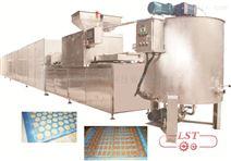 燕麦巧克力生产线-成都耐斯特科技有限公司