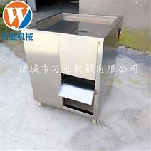 千叶豆腐设备切丝机质量好操作简单