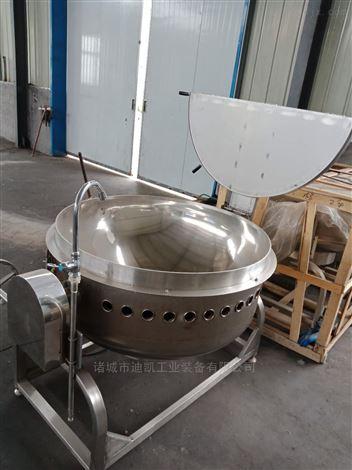 可倾式不锈钢蒸煮锅/预煮锅